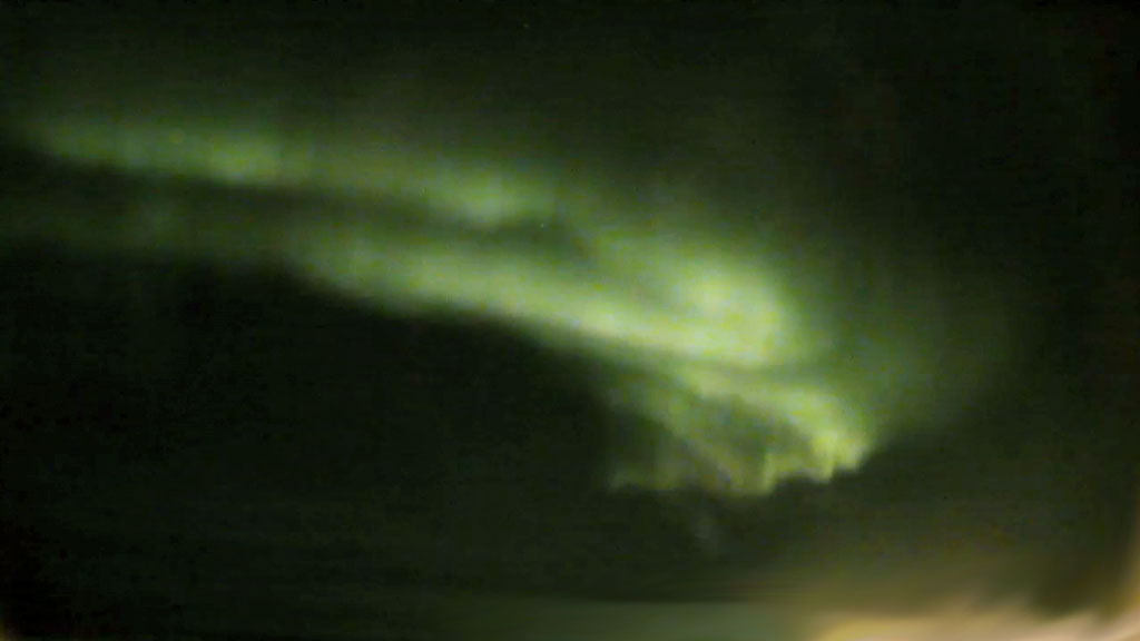 Northern Lights Time Lapse