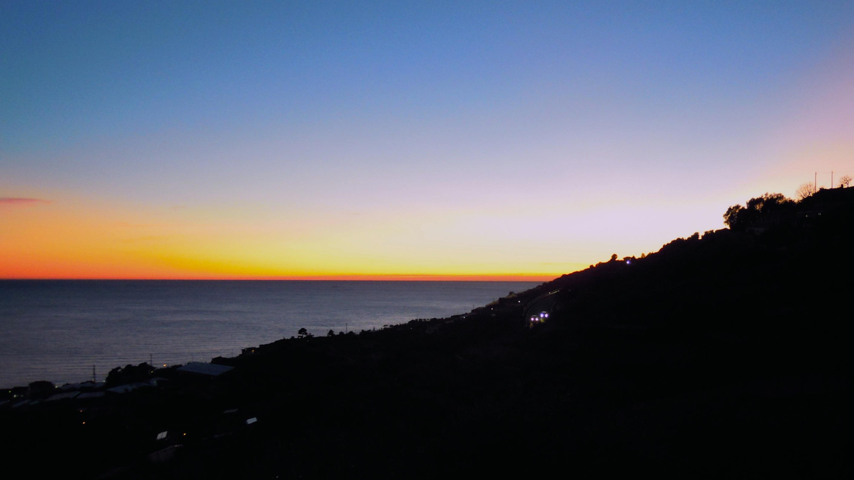 An Italian Sunset by Daria Meinardi