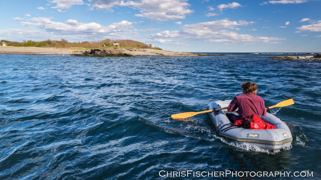 Project Puffin: Life of a Seabird Biologist: Stratton Island