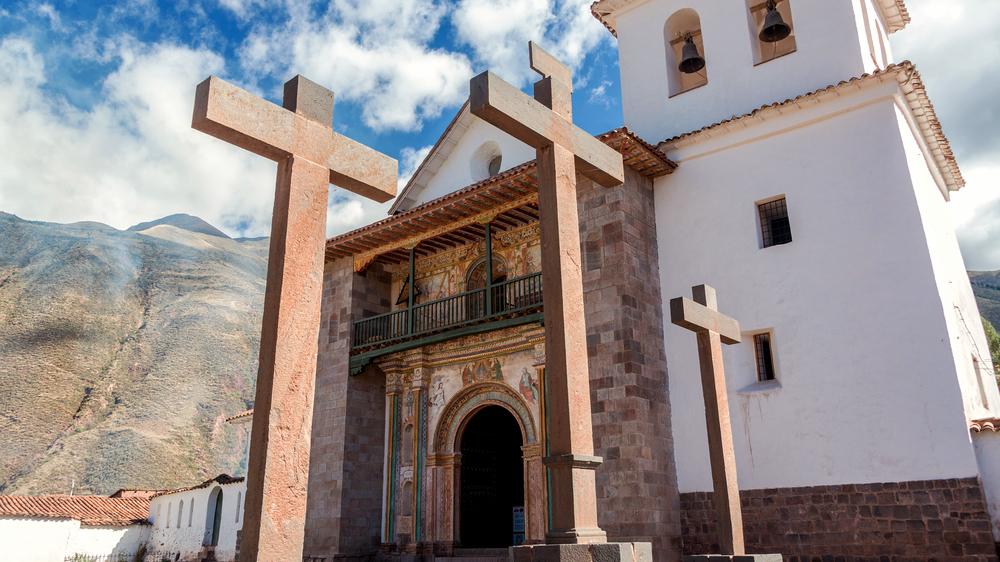 Church of Andahuaylillas