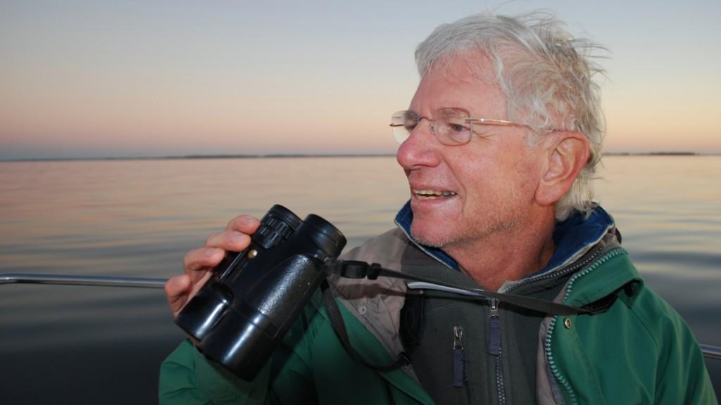 Osprey expert Dr. Paul Spitzer