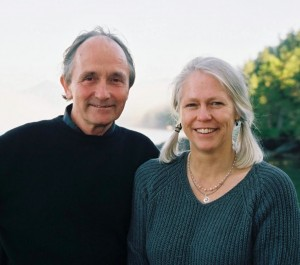 Paul Spong & Helena Symonds