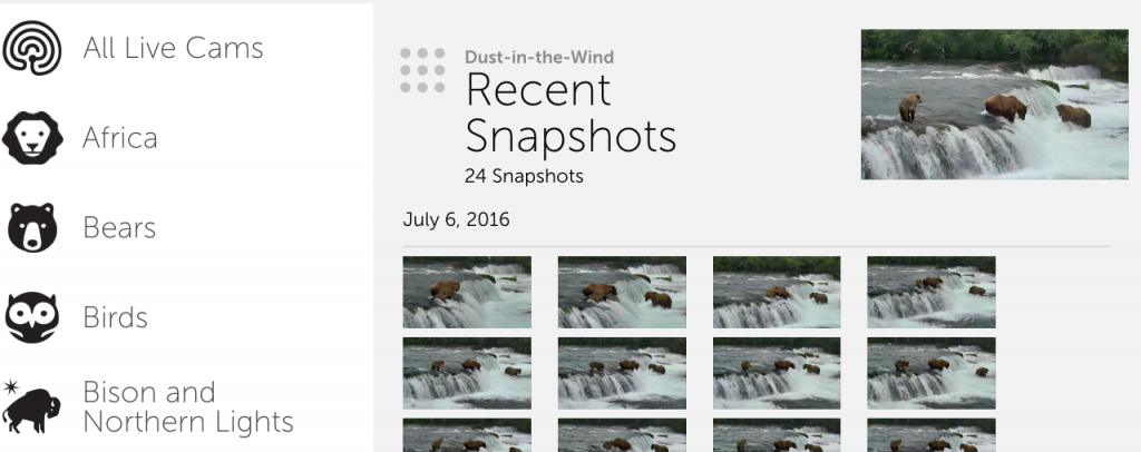 How to use our new improved snapshot feature explore screen shot 2016 07 06 at 120318 pm fandeluxe Images