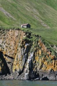 The Round Island Cabin