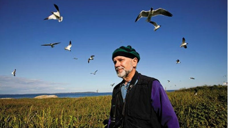 Project Puffin Founder Dr. Stephen Kress
