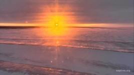 Arctic Sunset CamOp Maisie