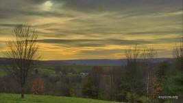 Fall Sunset CamOp Mel