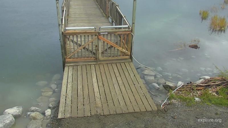 Bridge ramp after repairs Snapshot by Bookmom