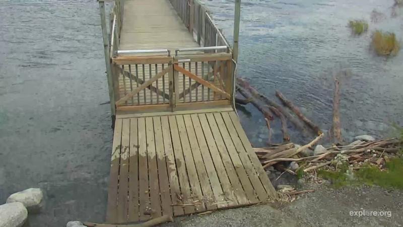 Bridge ramp before the repairs Snapshot by SP-GA