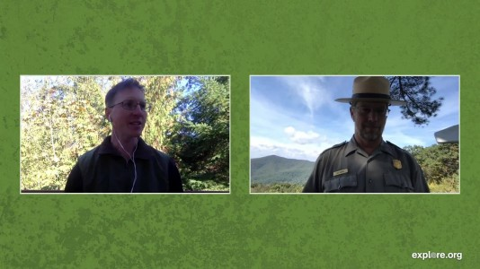 Mike and Roy live chat Snapshot by LaniH
