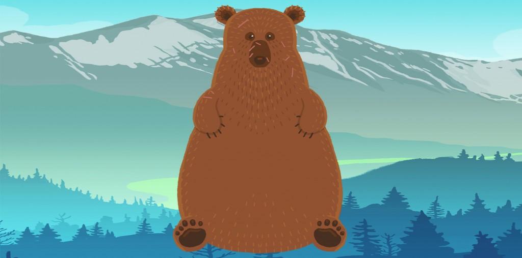 Bear 856 graphic blog