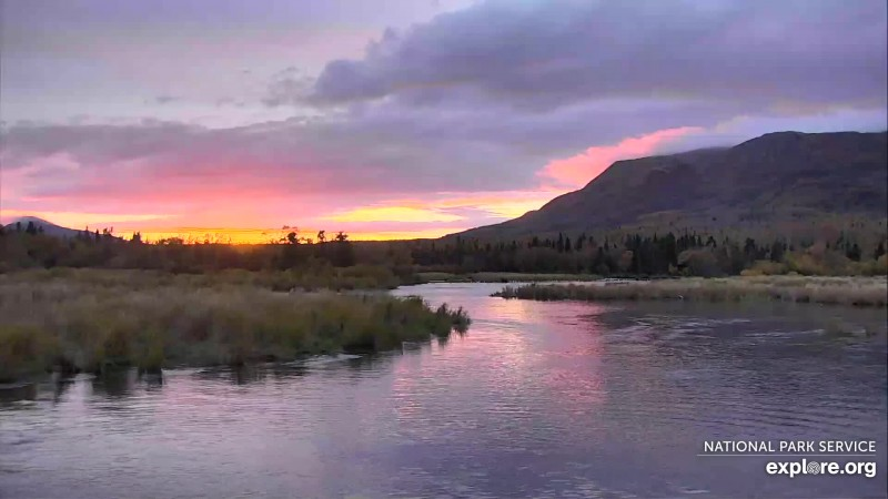 Amazing sunset Snapshot by LaniH