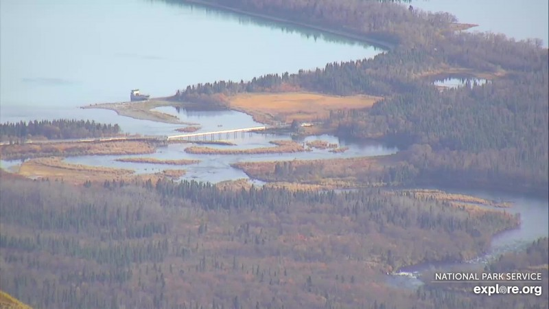 view of lower river from Dumpling Mtn Snapshot by Corrwest